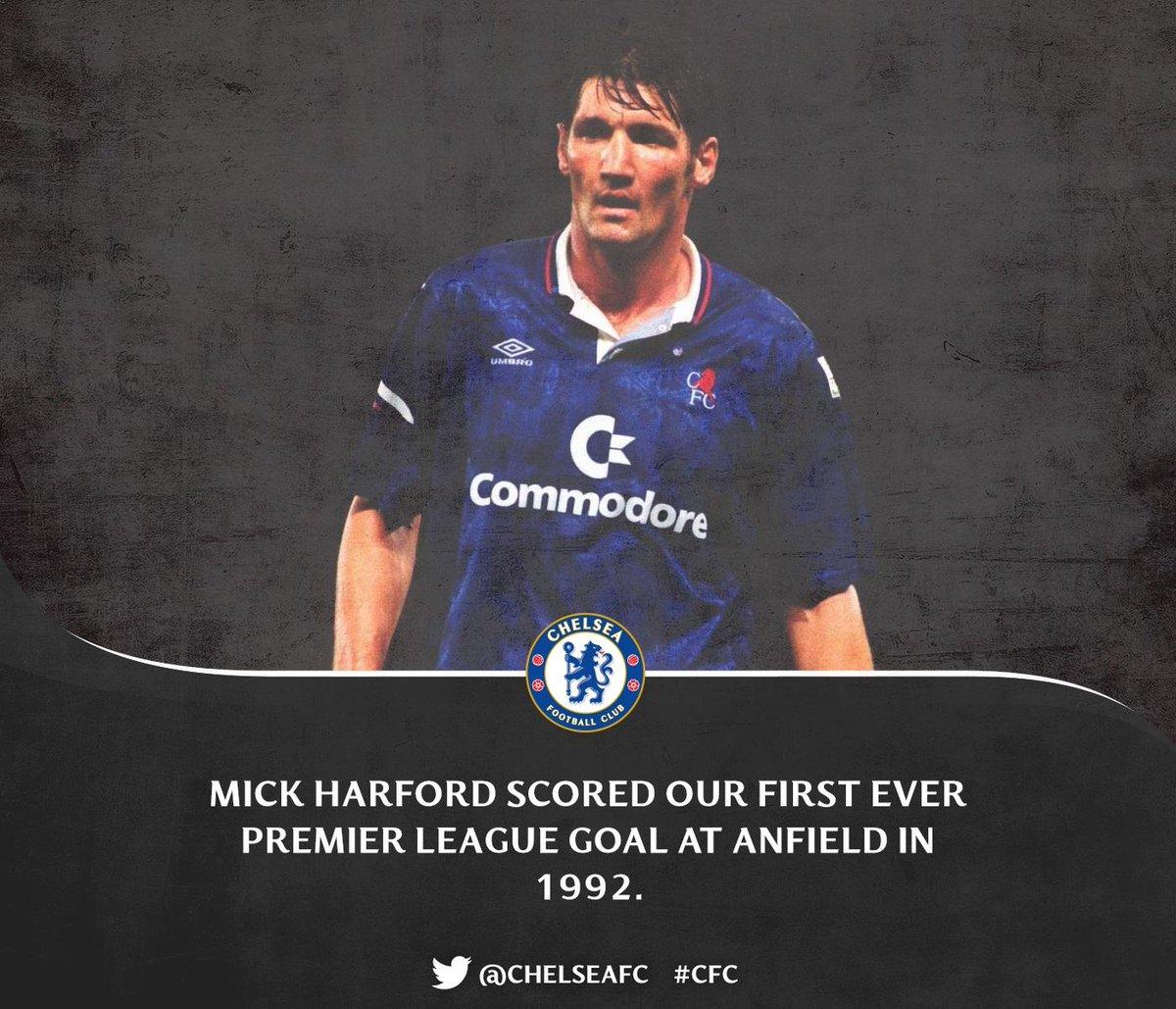 Mick Harford Chelsea 1992