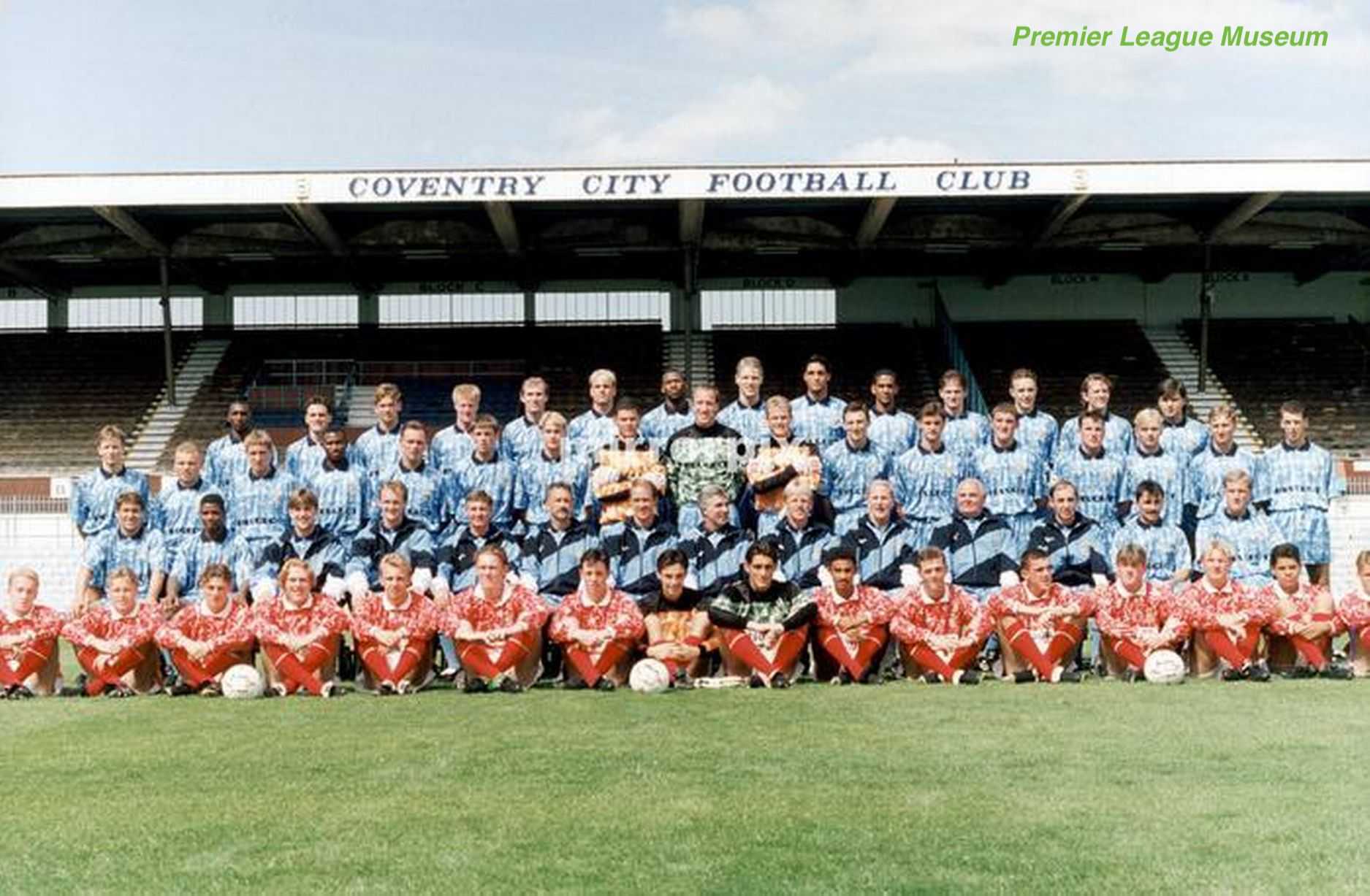 Coventry City 1992-93