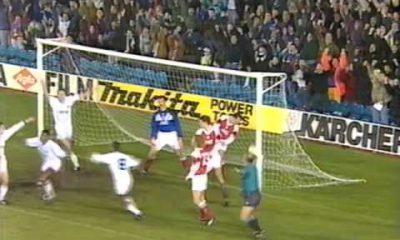Leeds vs Arsenal 1992