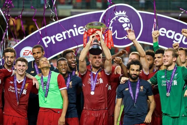 Liverpool Asia Title 2019