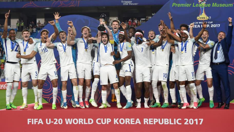 England Under 21 2017