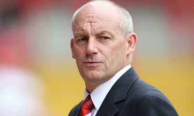 Steve Coppell Reading