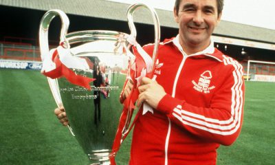 Brian Clough Nottingham Forest