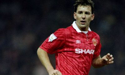 Bryan Robson Manchester United