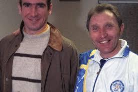 Cantona and Wilkinson