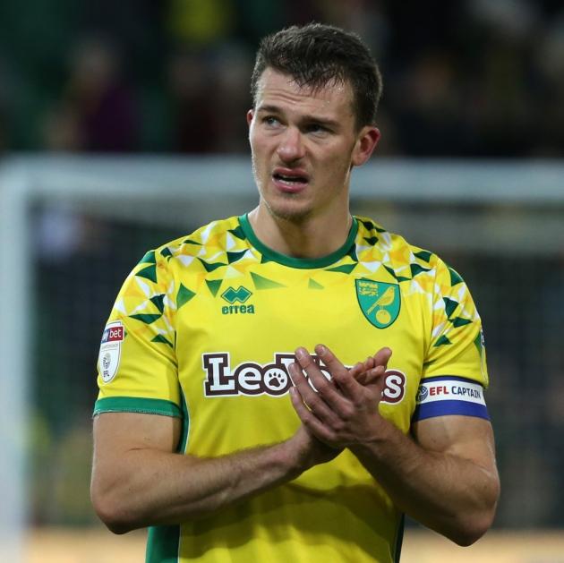 Christoph Zimmermann Norwich City