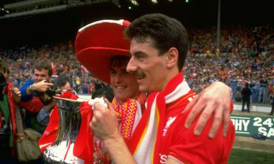Ian Rush Kenny Daglish