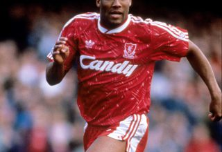 John Barnes Liverpool
