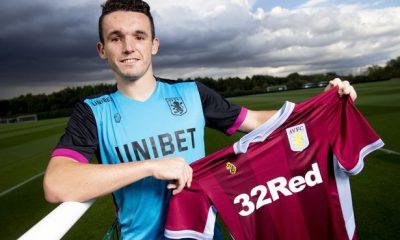 John McGinn Aston Villa