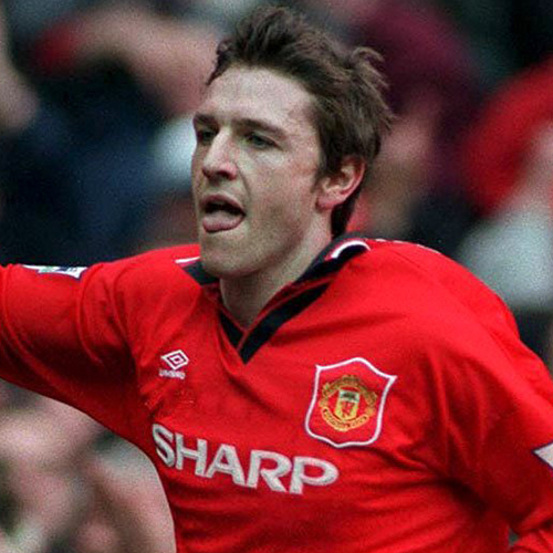 Lee Sharpe Manchester United