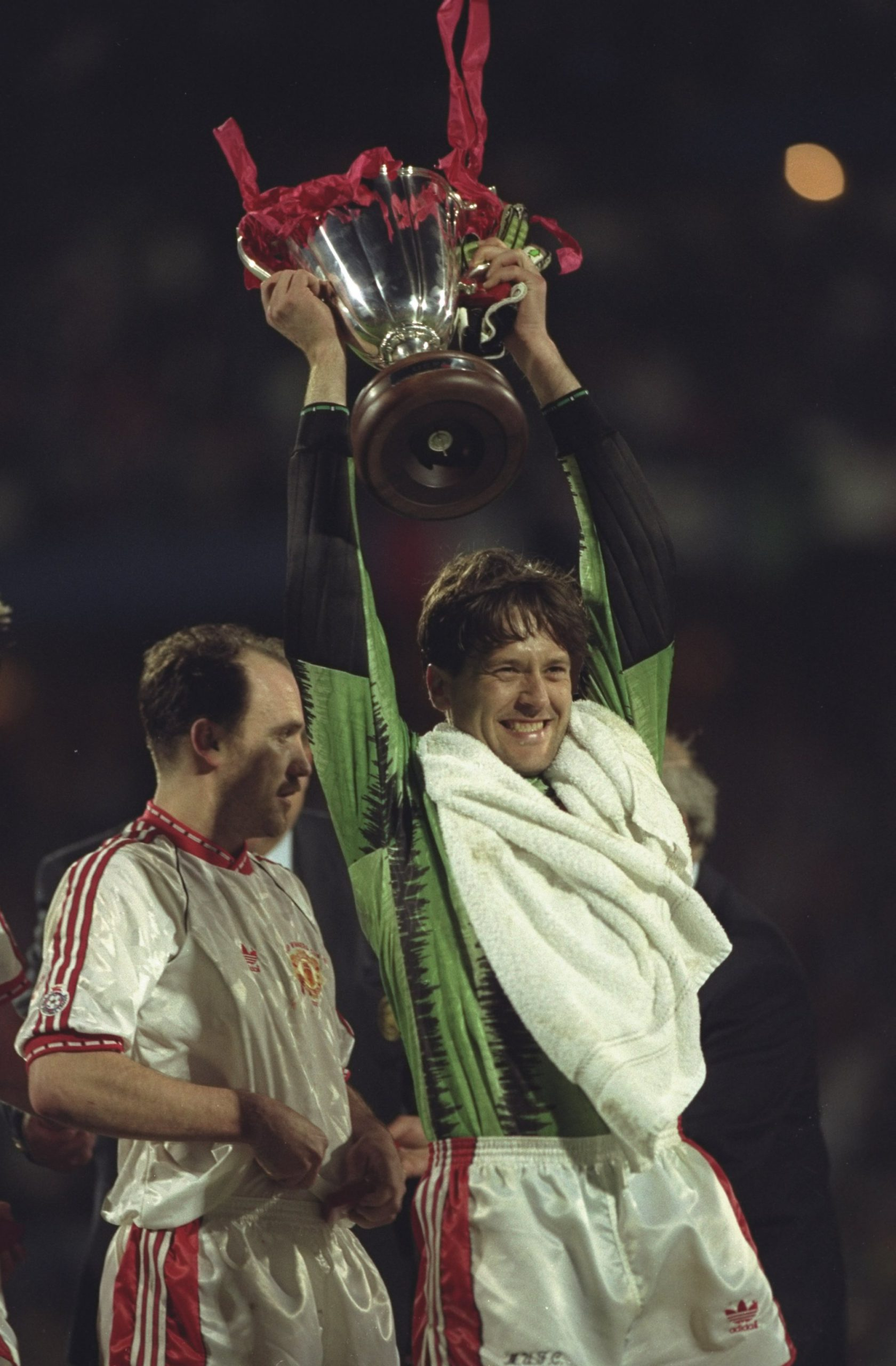 Les Sealey Manchester United