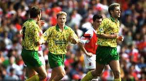Mark Robins Norwich City
