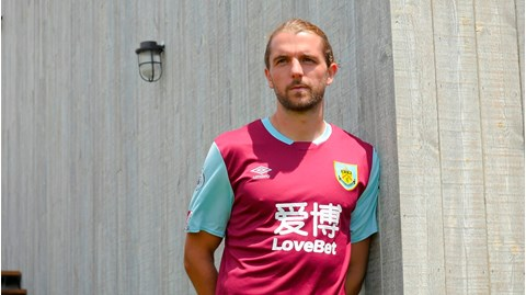 Jay Rodriguez Burnley