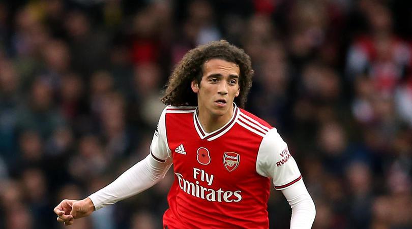 Matteo Guendouzi Arsenal