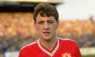 Steve Bruce Manchester United