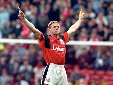 Stuart Pearce Nottingham Forest