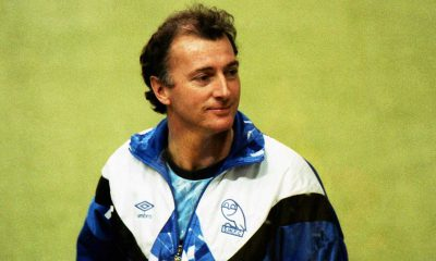 Trevor Francis Sheffield Wednesday