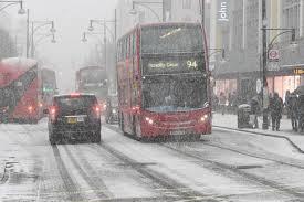Freezing UK