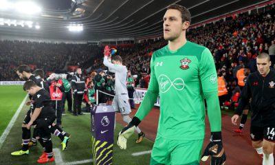 Alex McCarthy Southampton