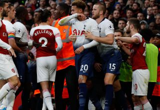 Arsenal Tottenham Spurs
