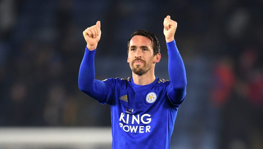 Christian Fuchs Leicester City