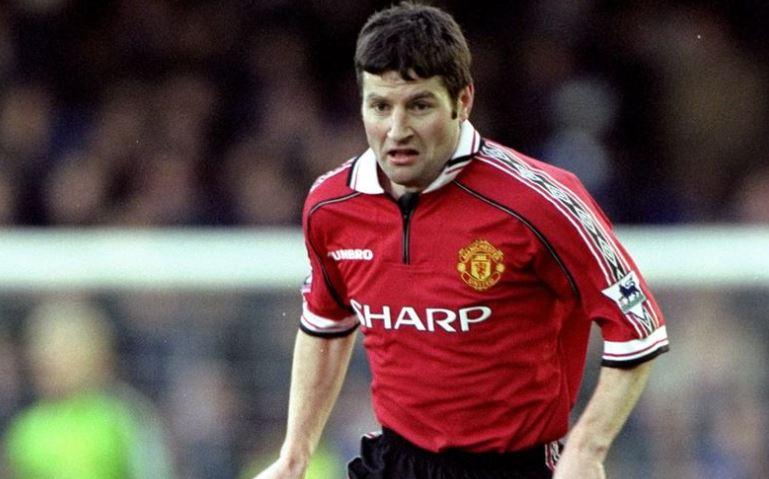 Dennis Irwin Manchester United