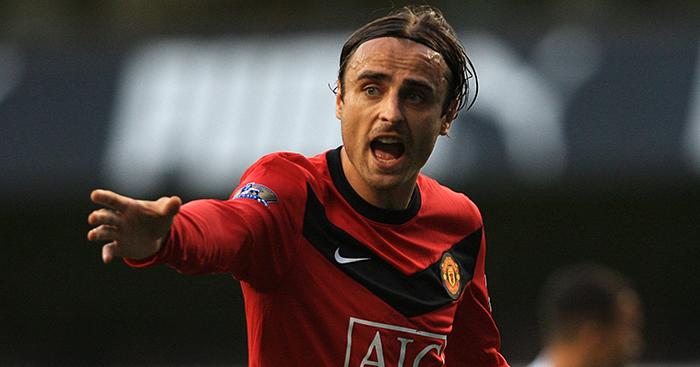 Dimitar Berbatov, Manchester United
