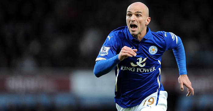Esteban Cambiasso, Leicester City