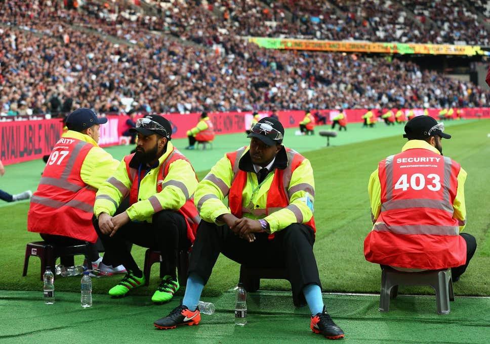 Premier League Casual Staff