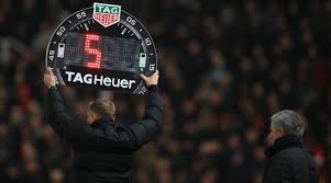 Stoppage Time