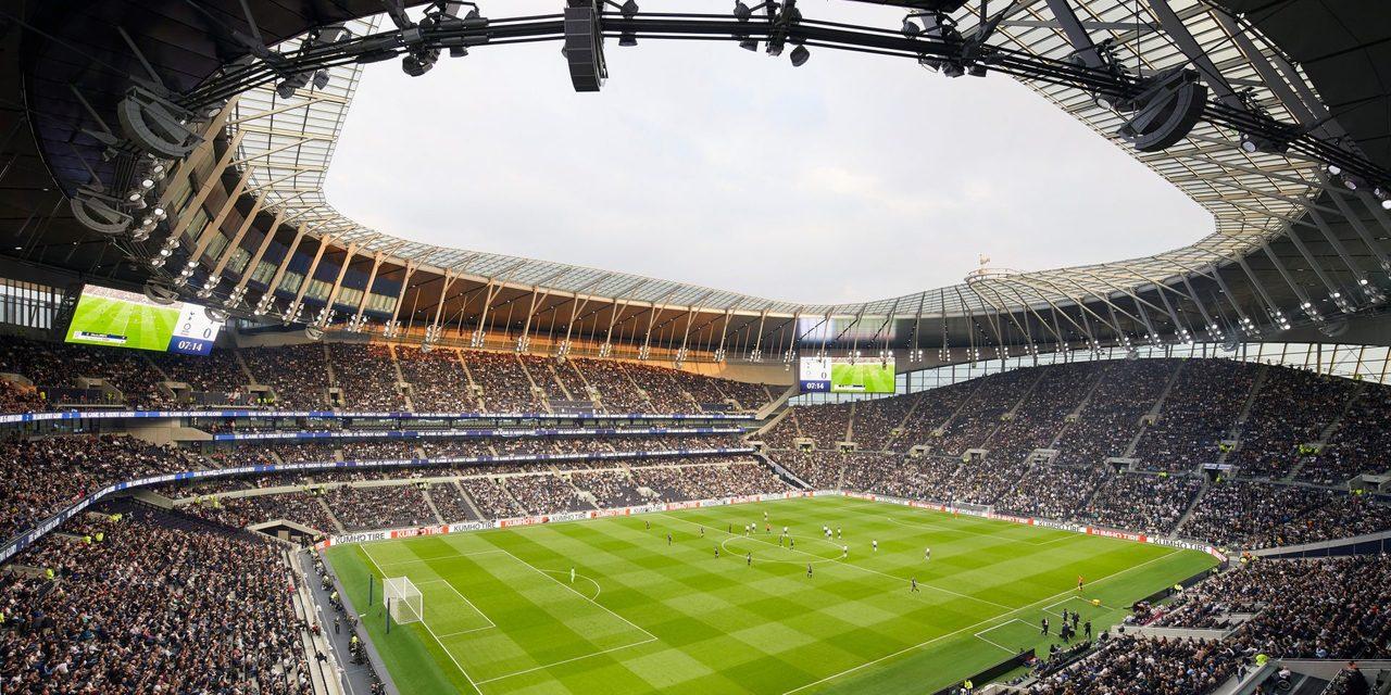 Tottenham Stadium