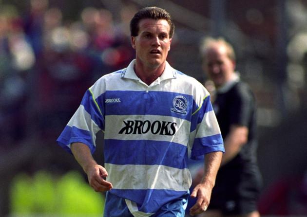 Andy Sinton Queen Park Rangers