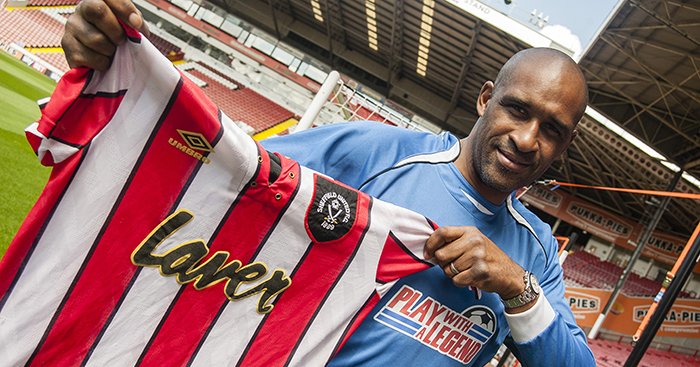 Brian Deane Sheffield United