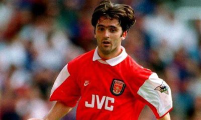Eddie McGoldrick Arsenal