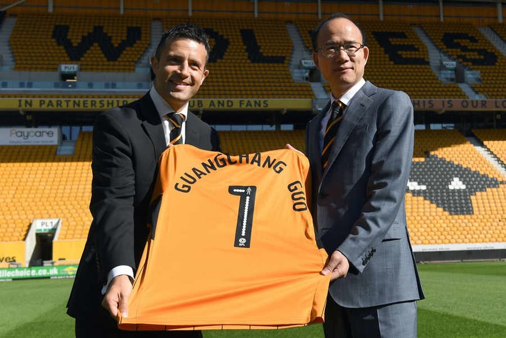 Fosun Wolves Owners