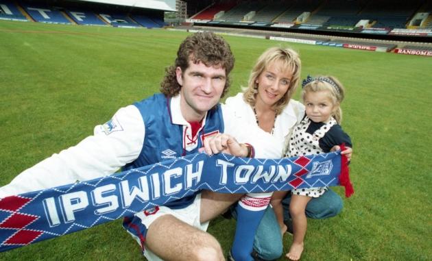 Ian Marshall Oldham Athletic