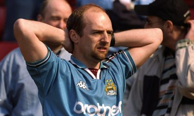 Manchester City Relegated