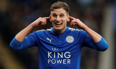 Marc Albrighton Leicester City