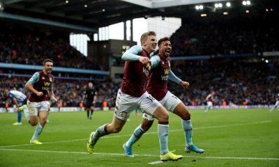 Matt Targett Aston Villa