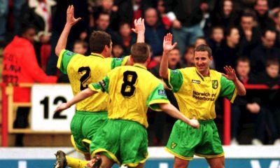 Neil Adams Norwich City