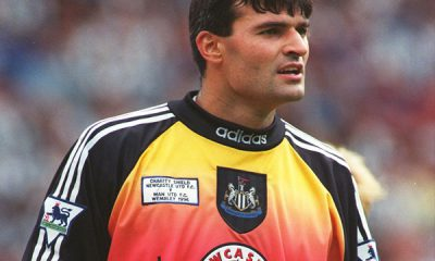 Pavel Srnicek Newcastle United