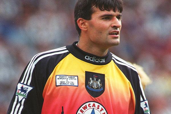 Pavel Srnicek Newcastle United