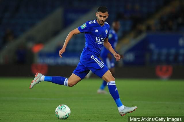 Rachid Gazzel Leicester City