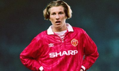 Robbie Savage Manchester United