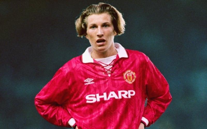 Robbie Savage Manchester United