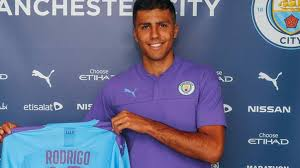 Rodri Manchester City