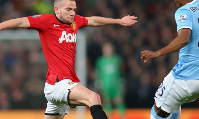 Tom Cleverley Manchester United