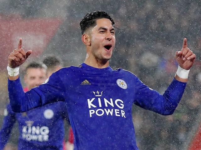 ayoze perez Leicester City