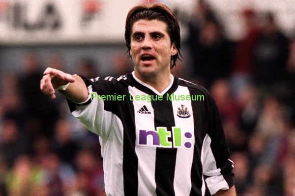 Clarence Acuna Newcastle United