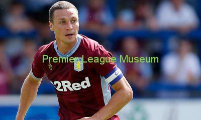 James Chester Aston Villa